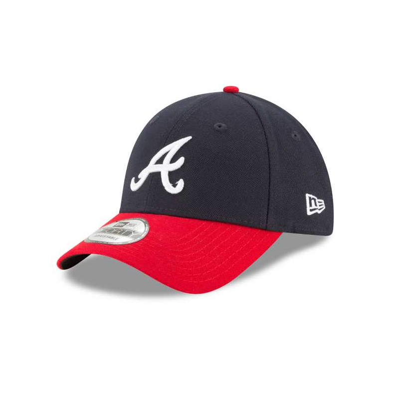 17227d94f48e5 Gorra NEW ERA ATLANTA BRAVE The League 9Forty Adjustable Ref. 10047507
